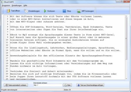 text mp3 umwandeln deutsch
